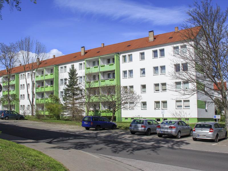 WG Bernburg Puschkinweg 29-35