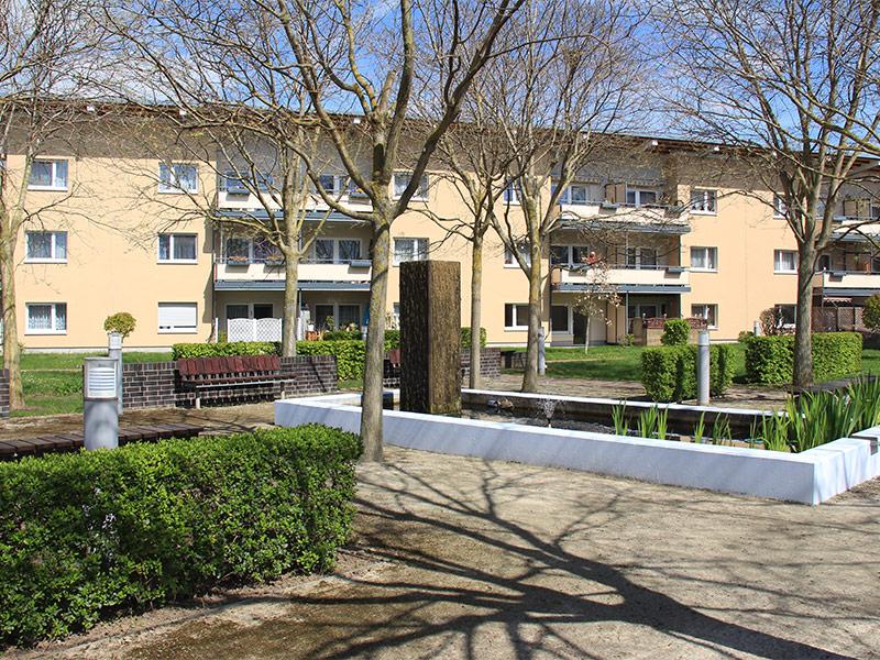 WG Bernburg Semmelweisstraße 30