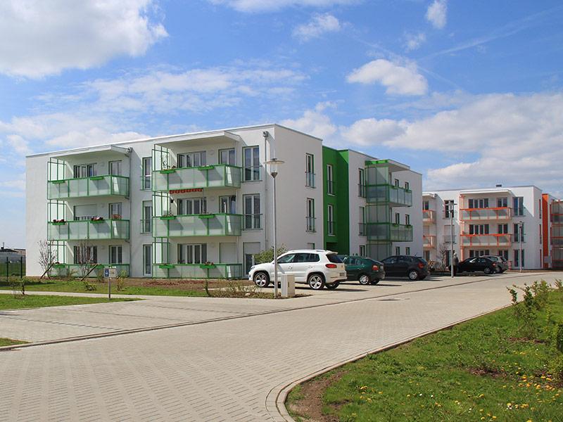 WG Bernburg Semmelweisstraße