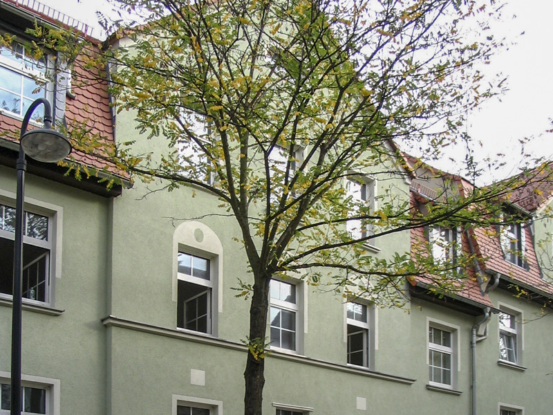 WG Bernburg Christianstraße 56