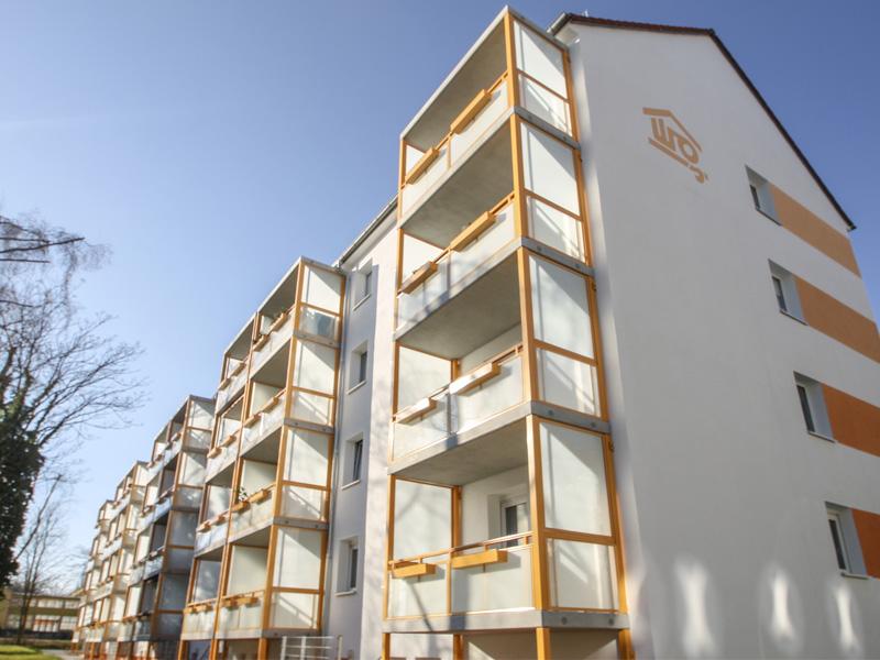 WG Bernburg Puschkinweg 2-8