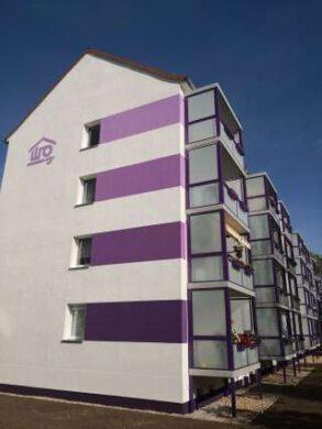 Neu sanierte 2-Raum-Wohnung mit Balkon, 06406 Bernburg, Etagenwohnung